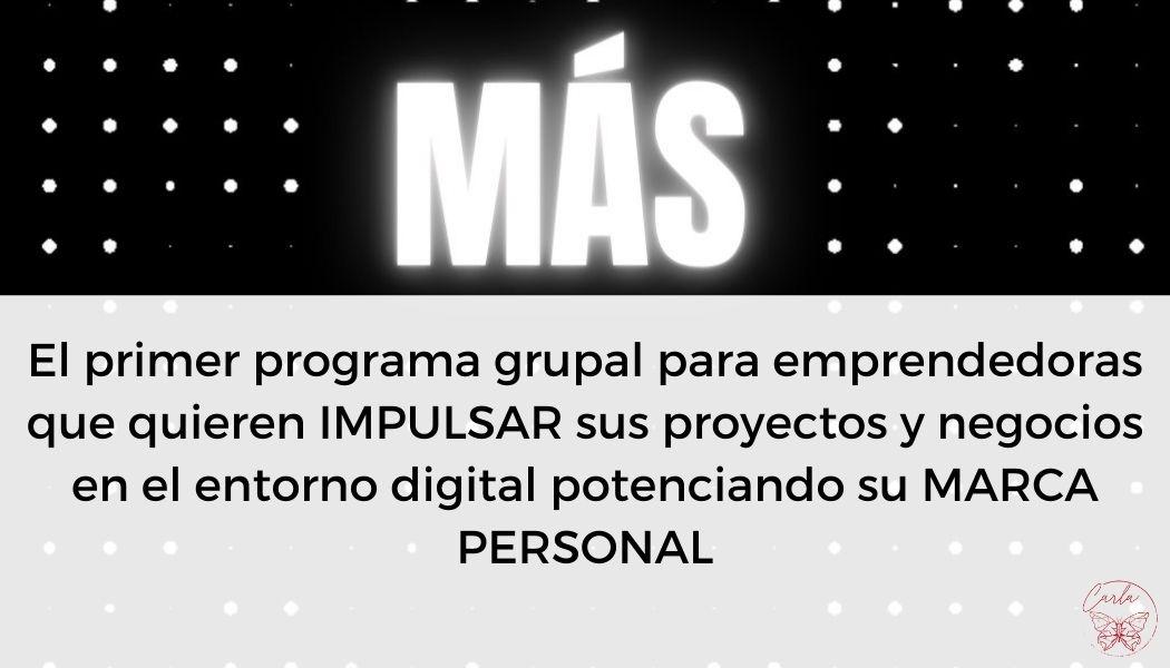 Programa MÁS